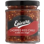 Chopped Chillies in White Wine Vinegar